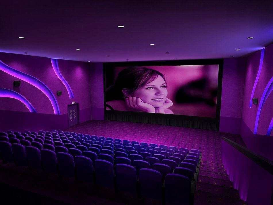 成都电影院装修设计
