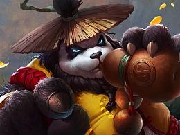 你瞅啥——熊猫第一弹