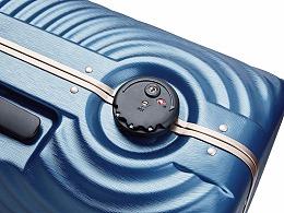 M+M美尔美拉杆箱拍摄/PC箱铝合金旅行箱行李箱广告拍摄