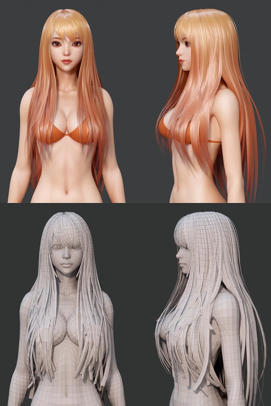 查看《 日韩风魅力角色《暗黑天使奥利维亚》》原图,原图尺寸:960x1440