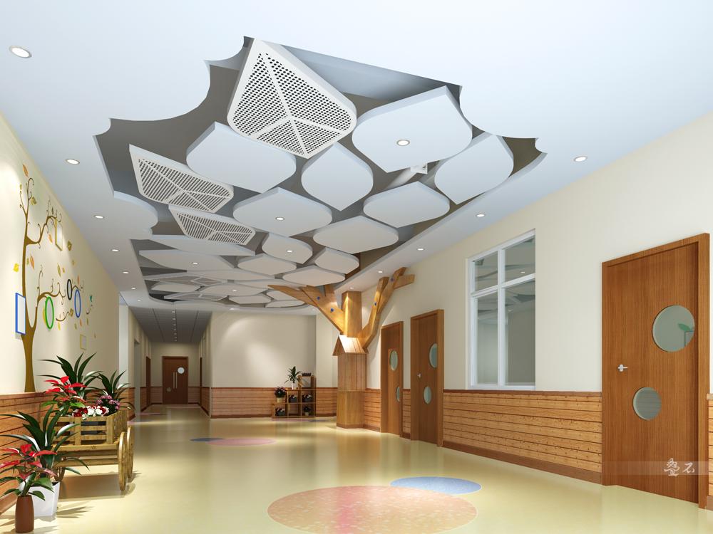 【原创】幼儿园各空间设计