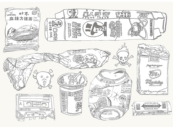 手绘海报集|平面|海报|nesozheng - 原创作品 - 站酷