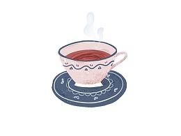 【野马设计】插画设计教程-咖啡插画制作
