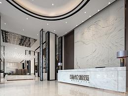 EHOO易虎设计 | 惠州海伦源筑销售中心