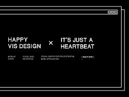 Happy手游吧品牌视觉设计