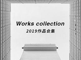2019年首页-详情-c4d-合成海报大合集