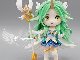 MsDreamm 星之守护者索拉卡 英雄联盟周边魔法少女星妈