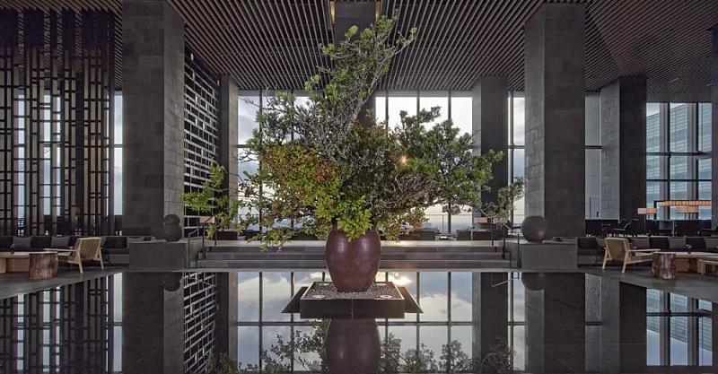 青岛安缦酒店_东京安缦 东京安缦是一家定位城市度假的顶级酒店.