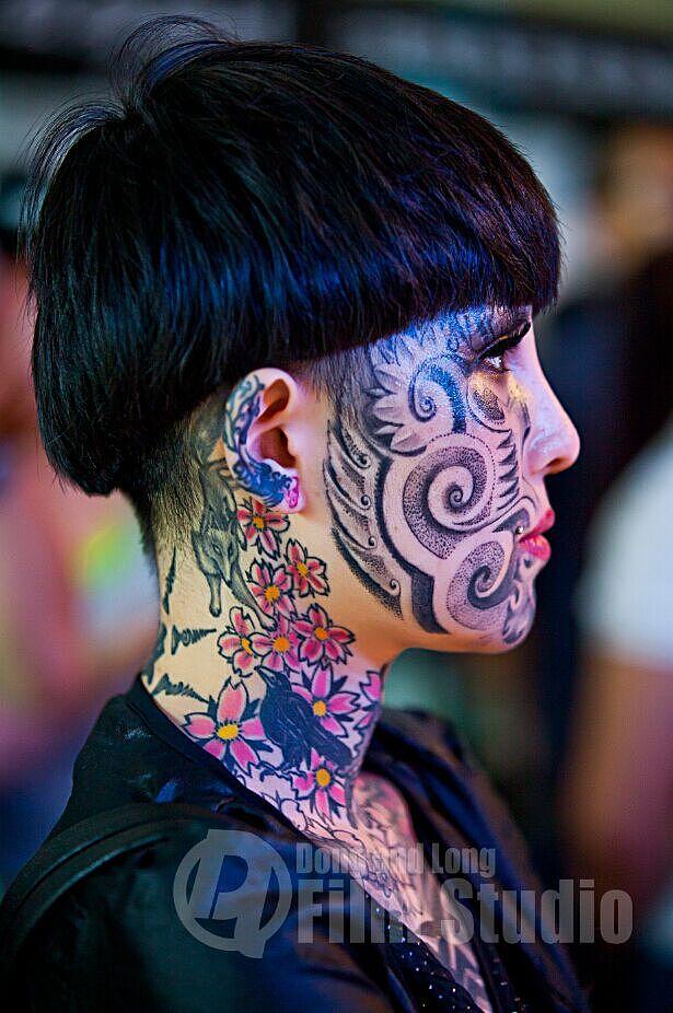 东北纹身艺术节-人像纪实