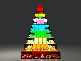 展示型圣诞树