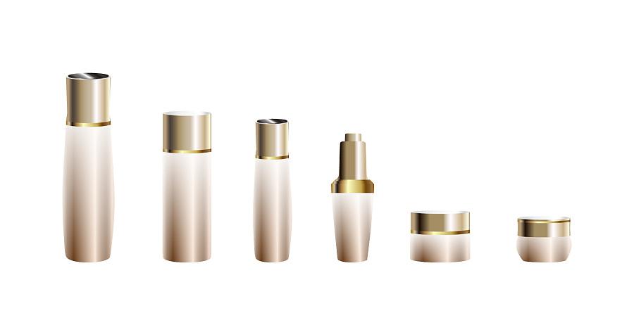 化妆品瓶子 瓶型 瓶子设计