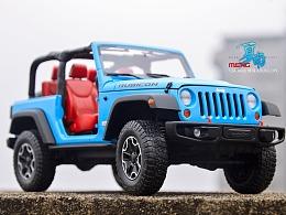 MENG Jeep牧马人 10周年纪念版(CS-003)