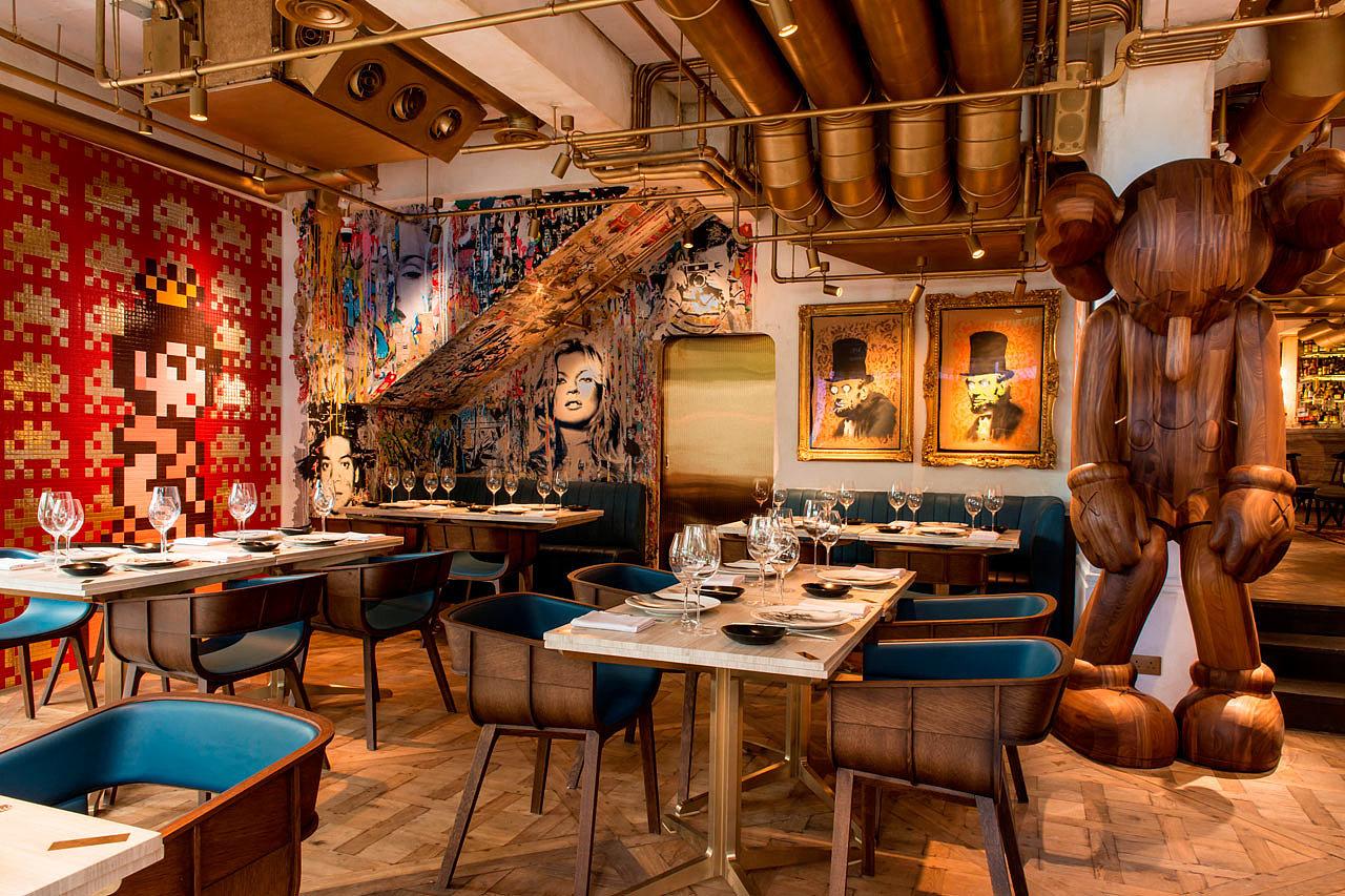 成都大学装修设计 成风味餐厅装修【法式餐厅小主题】中国平面设计的空间排名图片