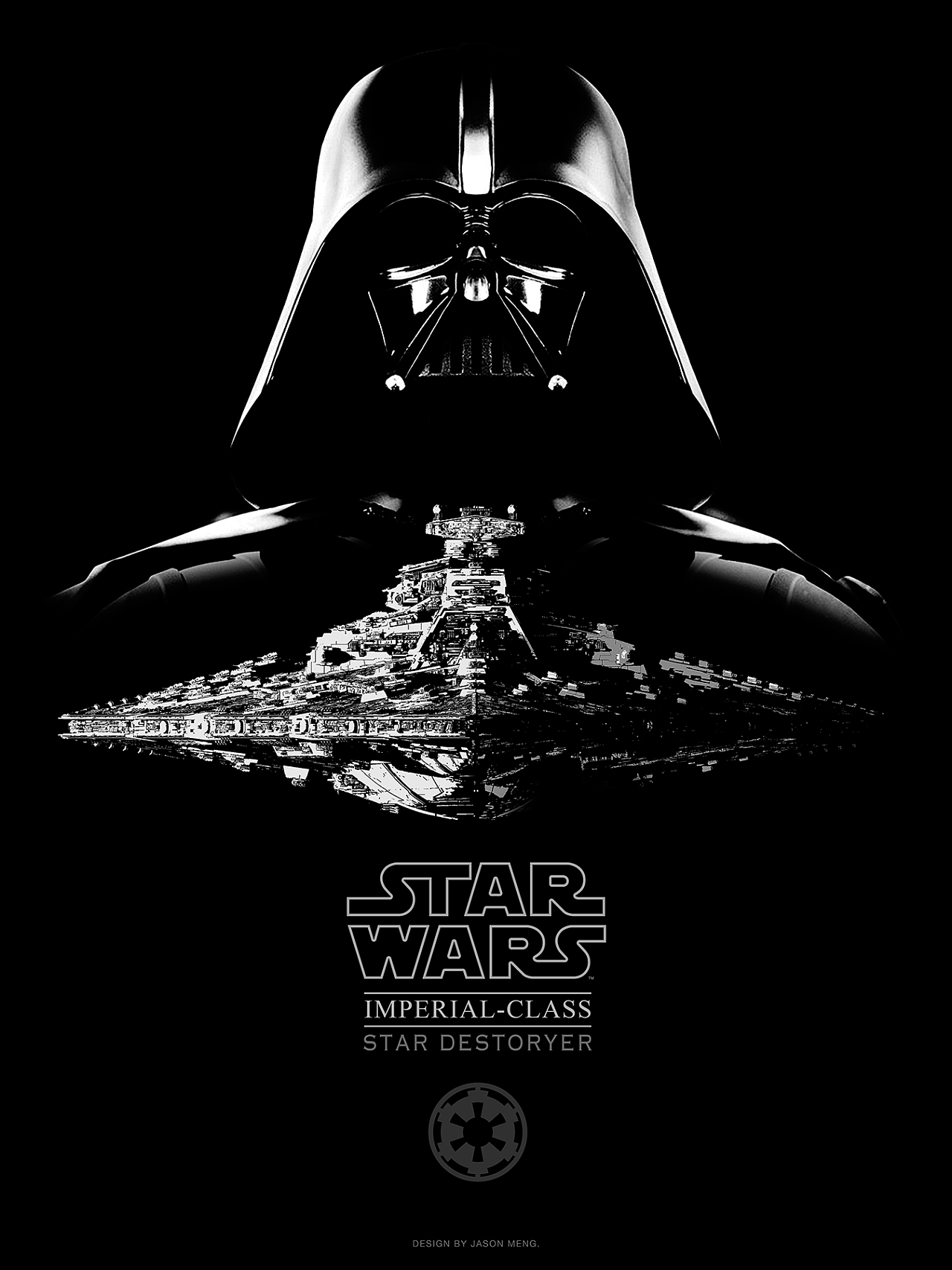 star war poster design图片