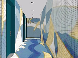 商业街改造|新河天地之卫生间设计篇:解手也有新体验