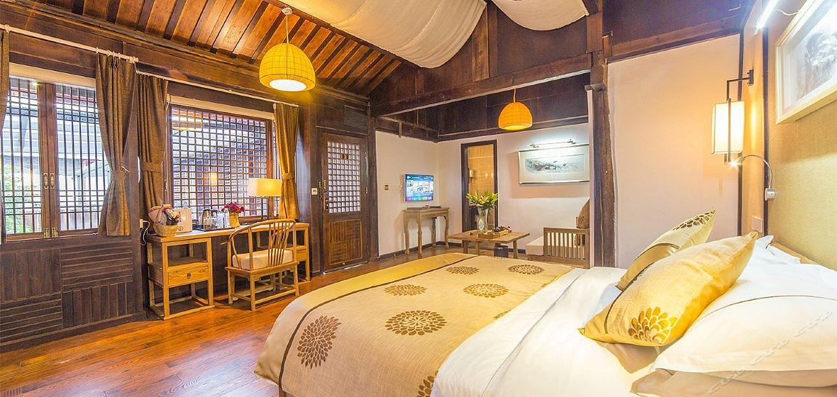 成都民宿酒店设计公司-民宿客栈设计