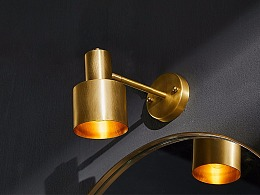 【wotime】黄铜灯具/壁挂镜前灯