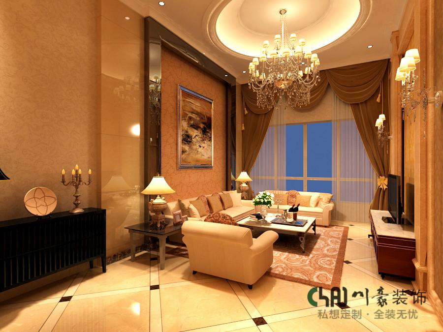 贵阳贝地卢家洛欧式别墅楼装修设计|室内设计恵复式有州哪些湖图片