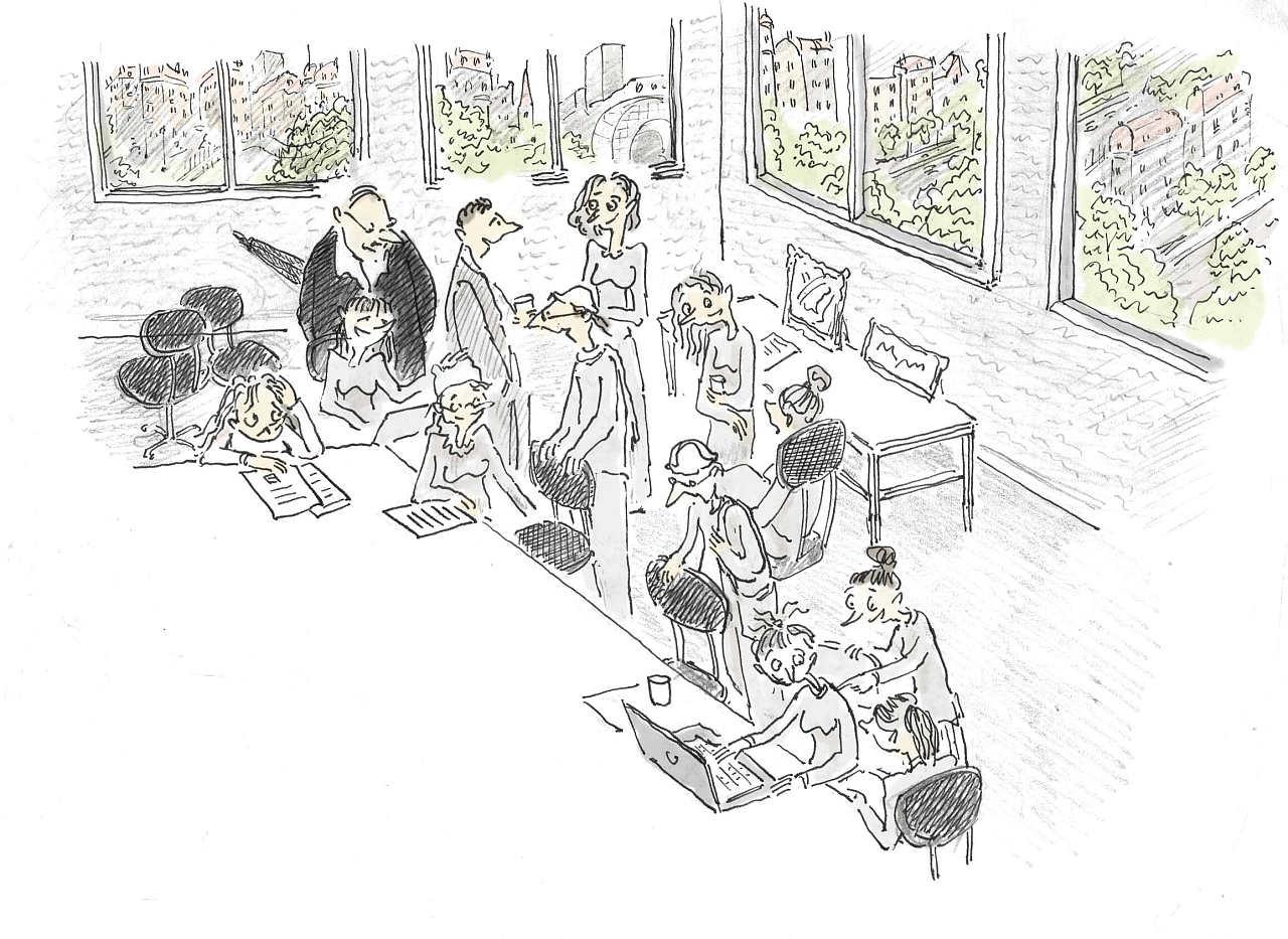 故事插画 插画 绘本 插画师圆 - 原创作品 - 站酷