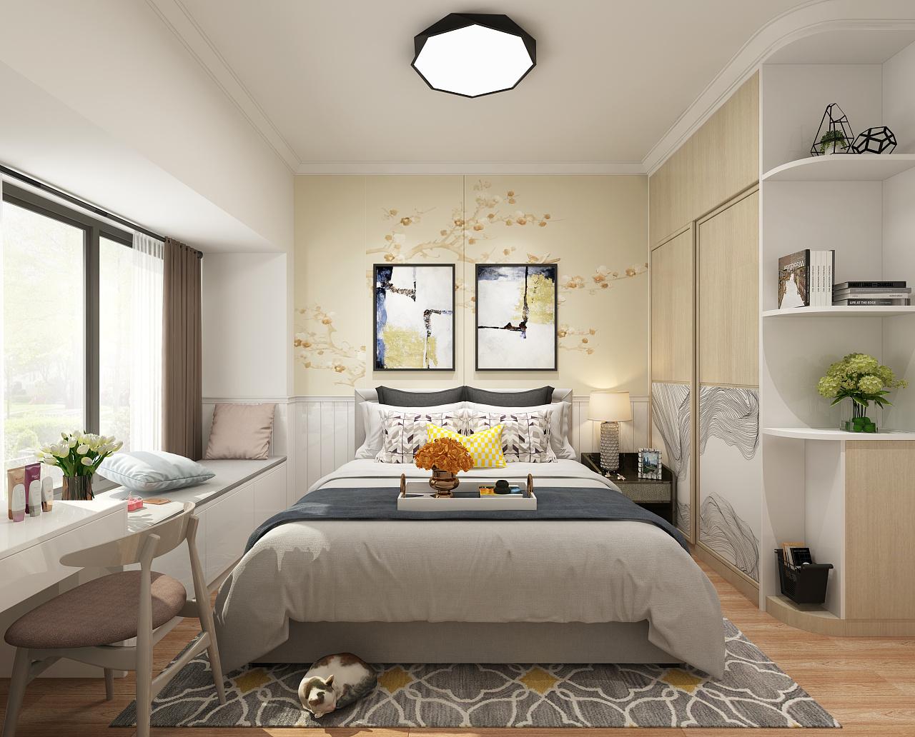 室内设计|空间|室内设计|修改用户名6-原创作品同信建筑设计有限公司图片