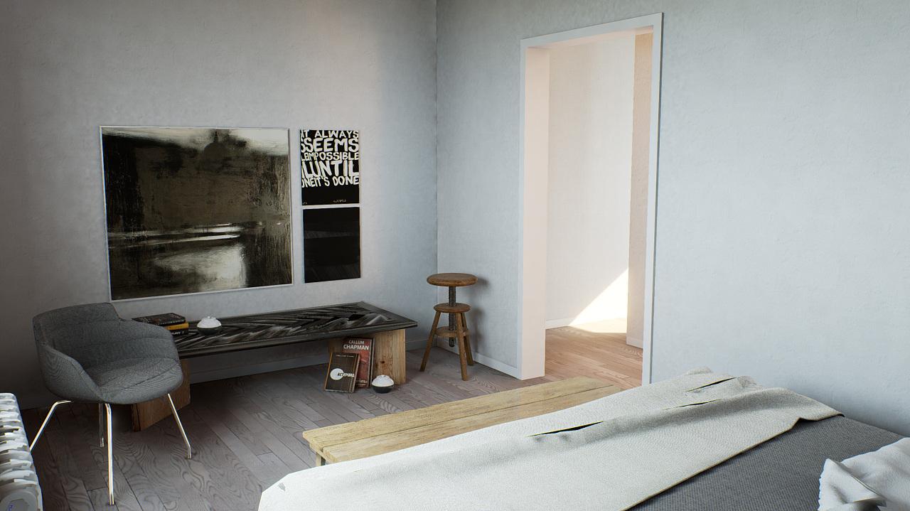 ue4-室内图片