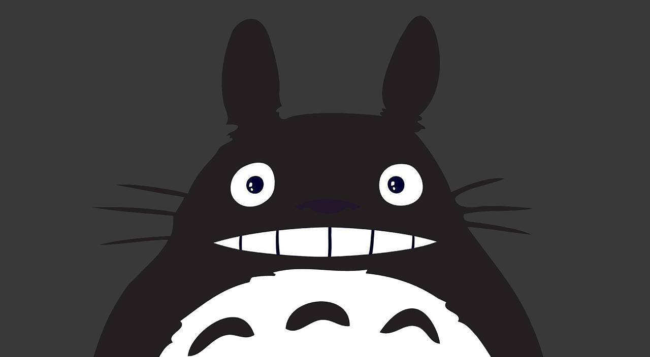 黏土人手工制作龙猫