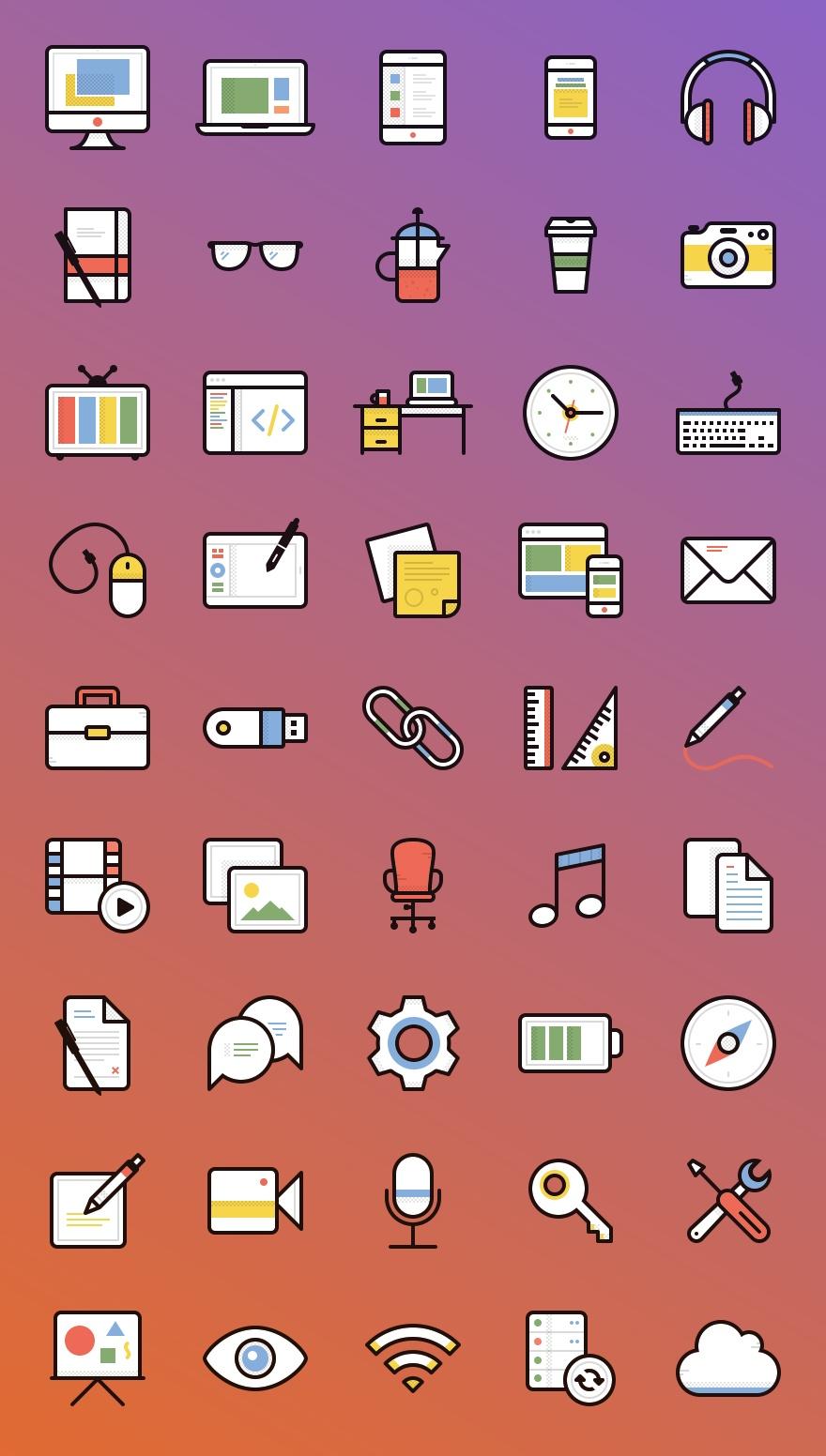 一些小图标|ui|图标|qyq123 - 原创作品 - 站酷图片