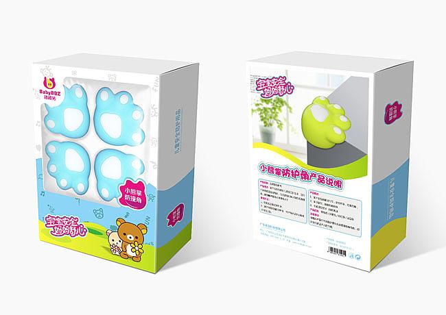 童产品包装_棒棒猪儿童产品包装设计