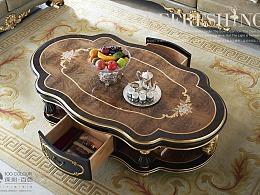 顶级享有,私家珍藏--欧法特钢琴黑系列家具