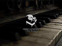 钢琴工作室-标志设计