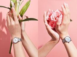 微距创意--艾米龙手表女表拍摄整理