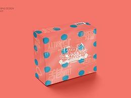 """""""酸甜苦辣咸怪鲜""""--一个瓜子礼盒包装设计"""