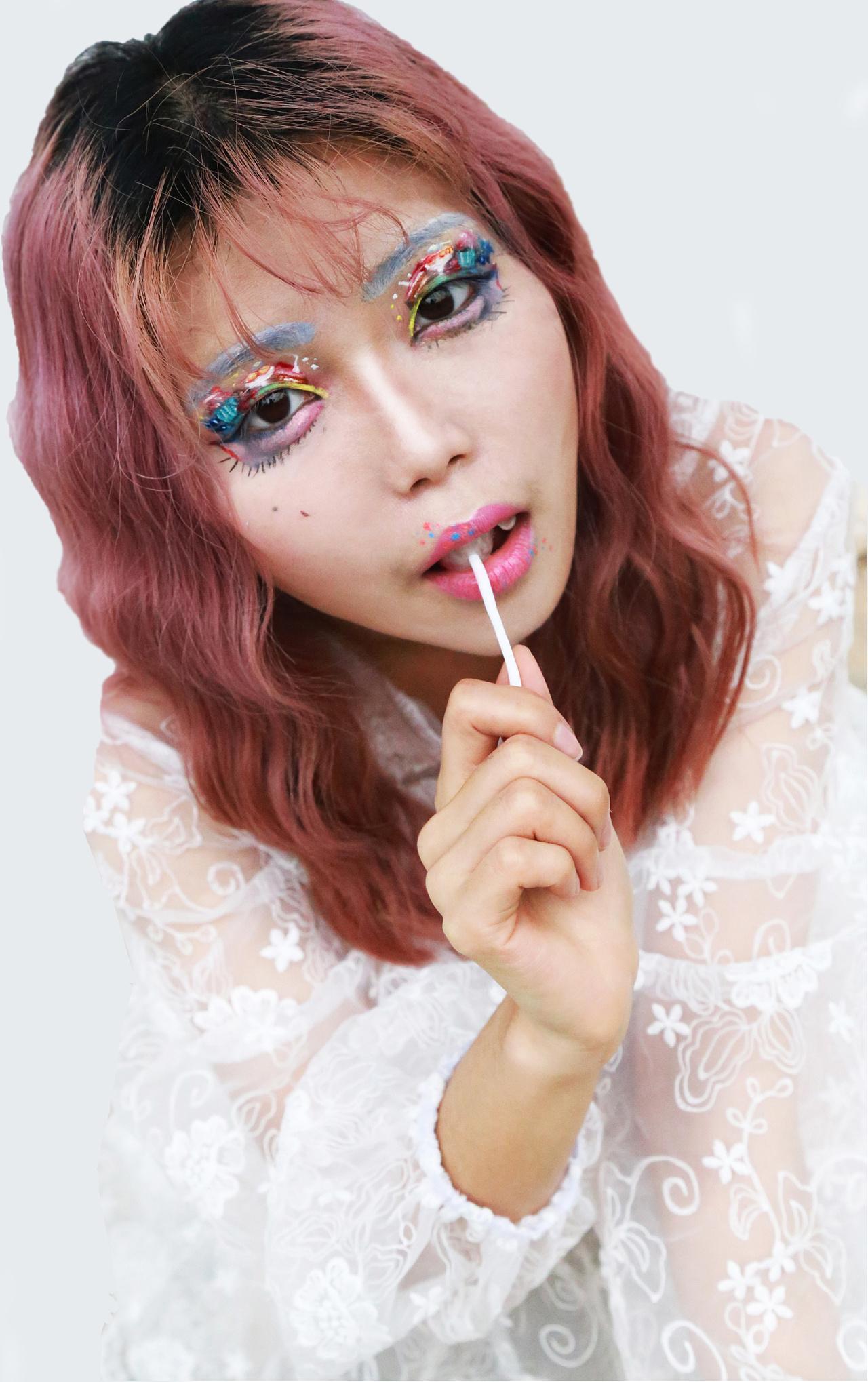 【妆面造型设计】创意系列图片