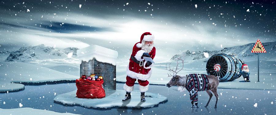 日常合成-圣诞练习|Banner/头像图|表情|吾皇wa加广告包外卖v网页图片