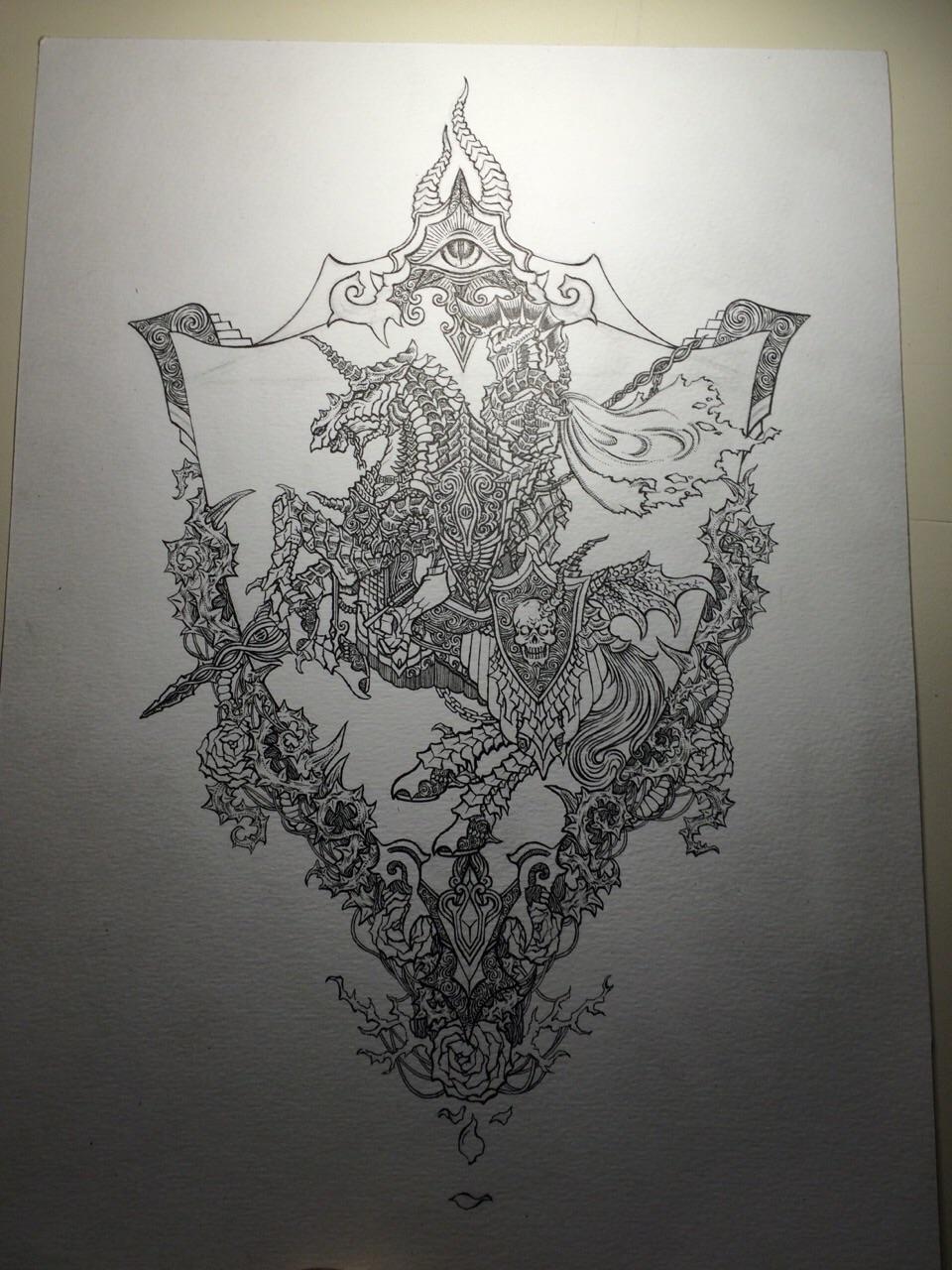 简笔画 手绘 线稿 960_1280 竖版 竖屏