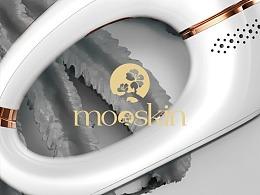 化妆品Si设计   专卖店设计   Moonskin
