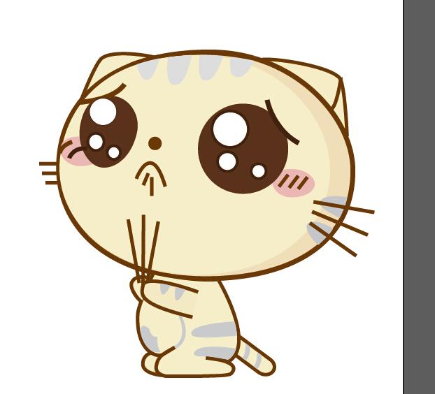 卡通小猫咪大全 小猫咪卡通图片卡通小猫咪简笔画