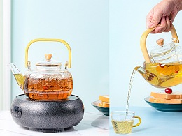 家居用品茶杯水壶拍摄-郑州产品摄影13213030060