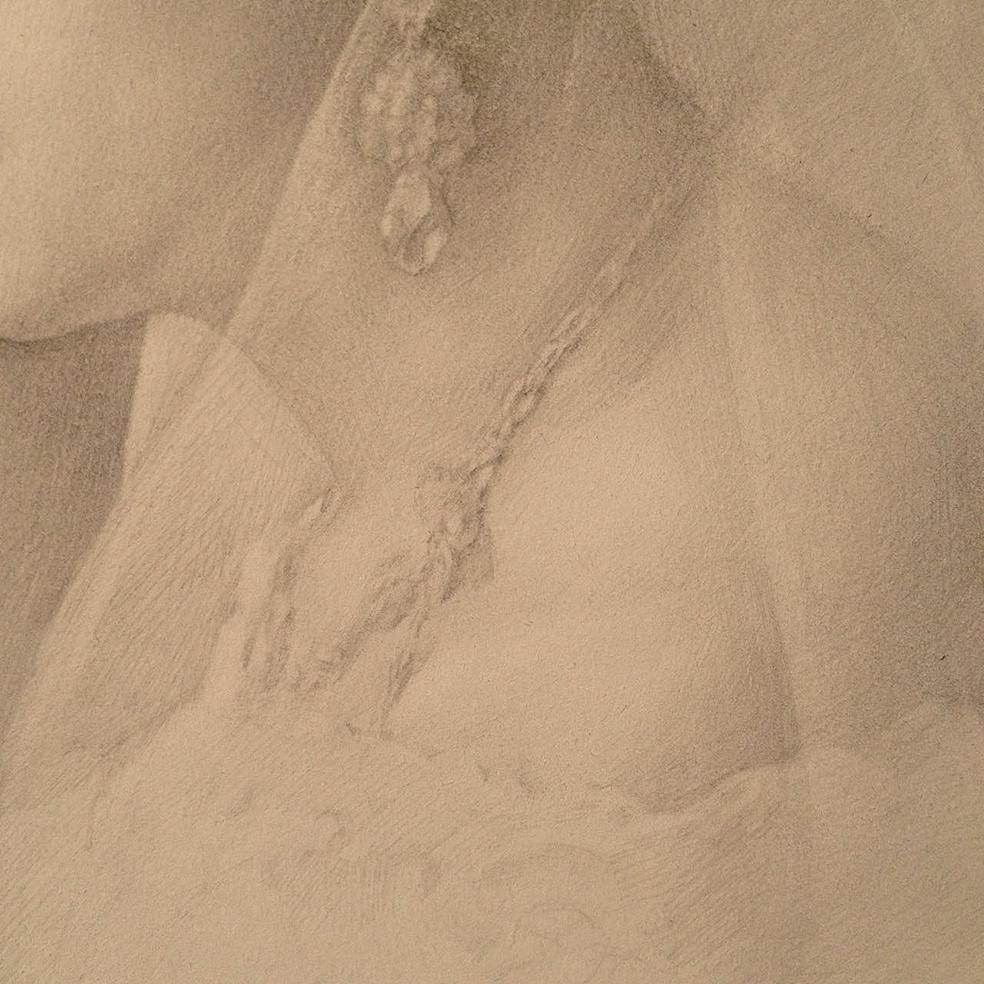 婚纱唯美设计素描图片欣赏_学识网