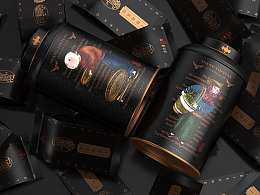 喜鹊×上林苑 | 茶叶当作奢侈品,少不了极美茶罐