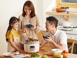 小熊电炖锅炖盅家用燕窝全自动煲汤锅