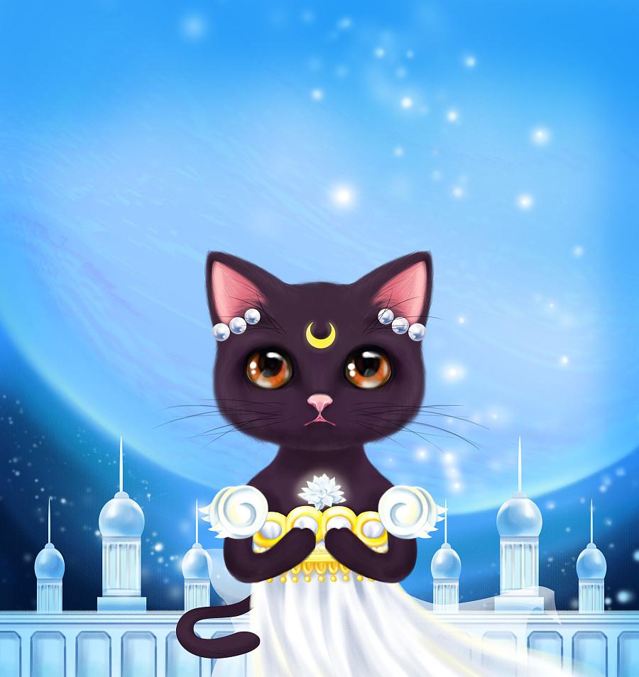 角色扮演卡通囹�a_猫咪们的角色扮演|||eerkai - 原创设计作品 - 站酷
