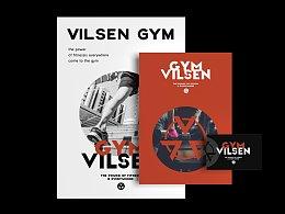 威尔森健身 品牌提案丨Brand design
