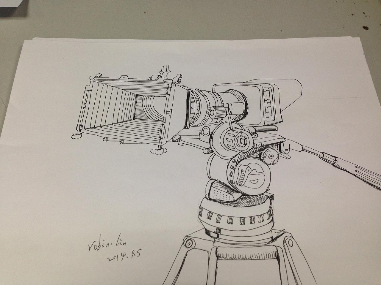手绘|工业/产品|工业用品/机械|liubingyy - 原创作品