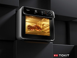 Tokit烤箱产品线下kv