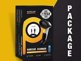 Scanner package design