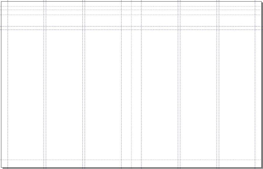 给设计师做的DM规范 十字/书装 路网 南征南征总结平面交叉口画册绘制图片