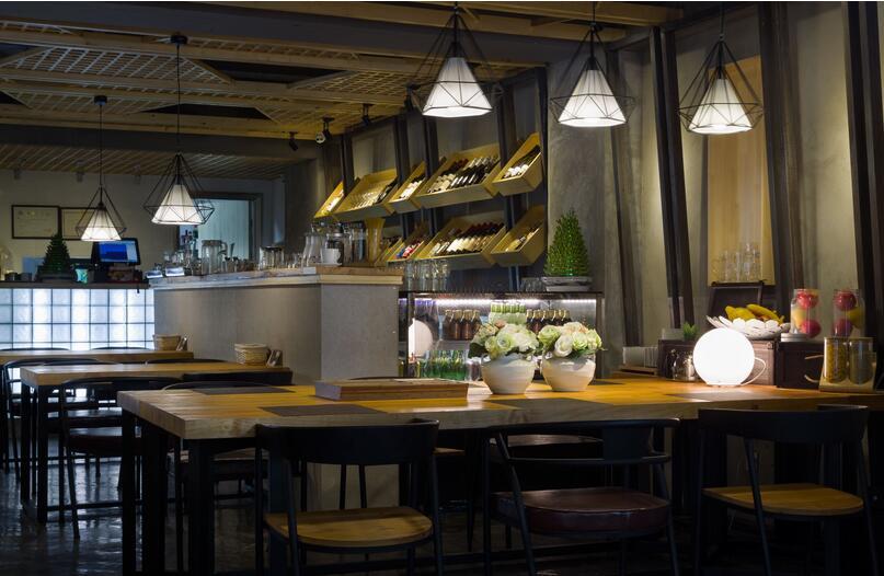桂林广西餐厅专业设计-《桂林桃花扇七天连锁酒店标志设计理念图片