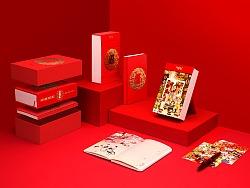 时光之礼|2019《传家日历》精装礼盒