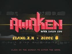 AWAKEN游戏插画练习